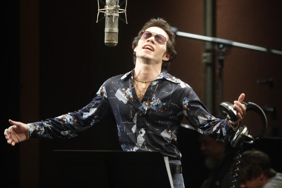 el cantante filmovy herec a spevak latino a salsy