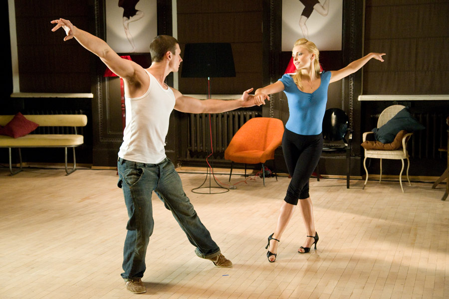 polsky tanecny film love and dance cz