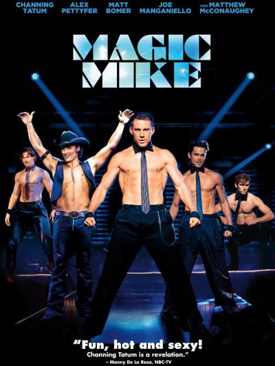 magicky mike - bez nohavic
