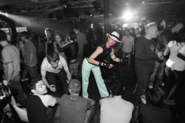 ako zacal floorripper tancovat