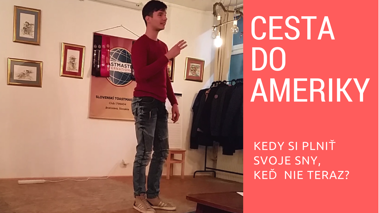 cesta do USA