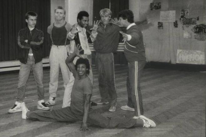 gumeni chlapci 1985