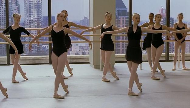 trening baletiek