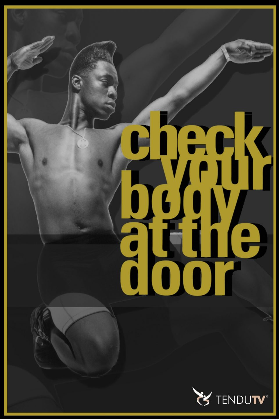 check your body at the door